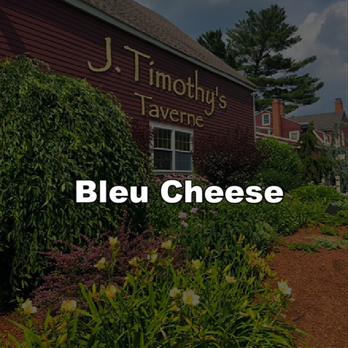 Our Famous Bleu Cheese – now in jars!