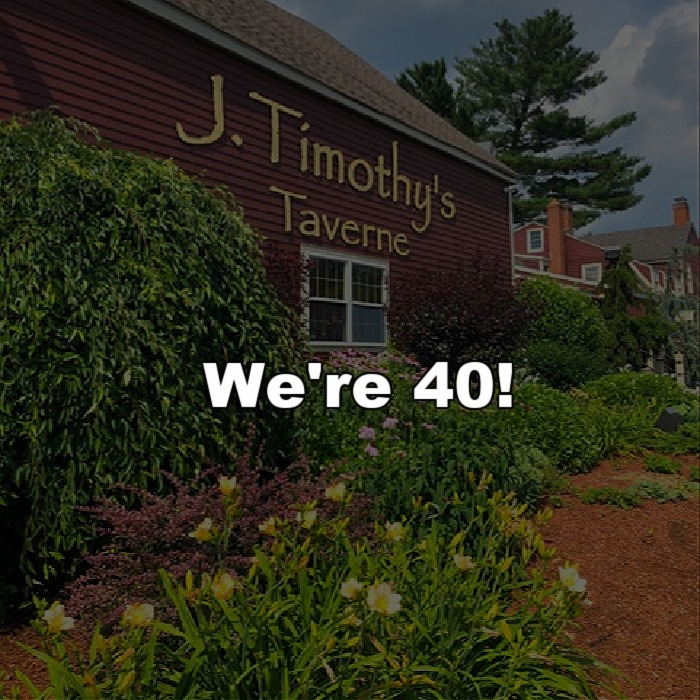 Our Story as We Celebrate 40!